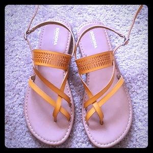 Any 3/$20 Sonoma Strappy Sandals Size 11